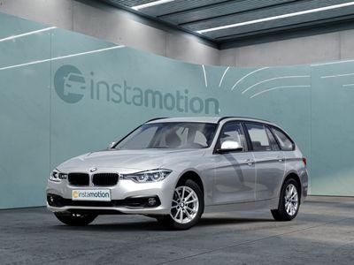 gebraucht BMW 318 318 3er d Advantage Advantage20 Ltr. - 110 kW...