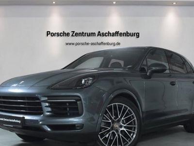 gebraucht Porsche Cayenne Luftfed Panorama Chrono 21-Zoll eAh