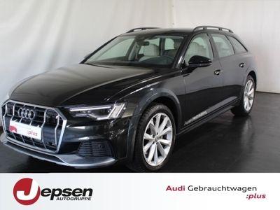 gebraucht Audi A6 Allroad quattro 50 TDI q. tiptronic Navi+.Matrix-LED. Airview Servoschließung ACC HUD LED MatrixLED perlmuttbeige-p