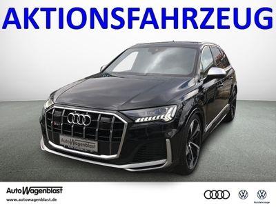 gebraucht Audi SQ7 TDI quattro 7-SITZE+ALU22+AHK+PANO+STANDH.
