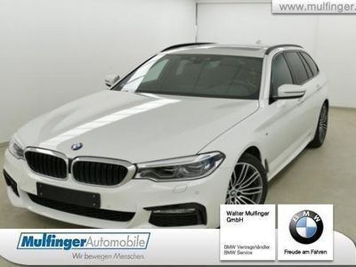 "käytetty BMW 540 d xDr.T.M Sport Komf-Sitze Parkass.P-Dach 19"" (Spo"