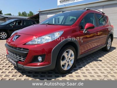gebraucht Peugeot 207 Outdoor SW 110 HDi FAP (Blue Lion) Panorama