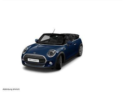 gebraucht Mini Cooper D Cabriolet Automatik Wired Chili LED BT