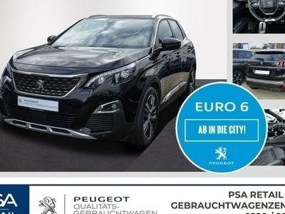 gebraucht Peugeot 3008 BlueHDi 150 GT Line Leder PDach FullLED