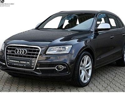 gebraucht Audi SQ5 3.0 TDI Competition quattro tiptronic EU6