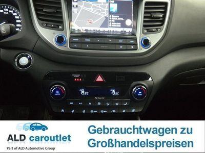 gebraucht Hyundai Tucson 1.6 Turbo 4WD Premium Geschlossen, 5-türig