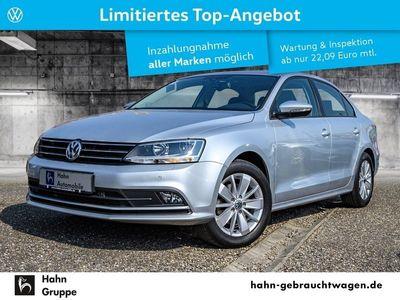 gebraucht VW Jetta 1.4TSI EU6 DSG Navi Tempo Schiebed Sitzh