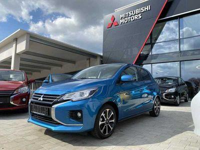 gebraucht Mitsubishi Space Star 1.2 Top KAMERA/DAB/SHZ