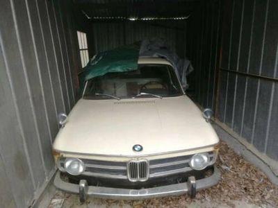 gebraucht BMW 1800 Projektaufgabe