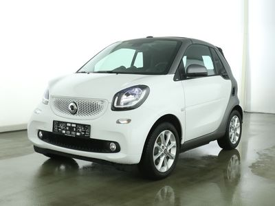 gebraucht Smart ForTwo Cabrio passion,twinamic,Cool&Audio
