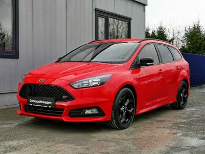 gebraucht Ford Focus ST 2.0 TDCi Klima NAVI ParkPilot Sitzhzg.