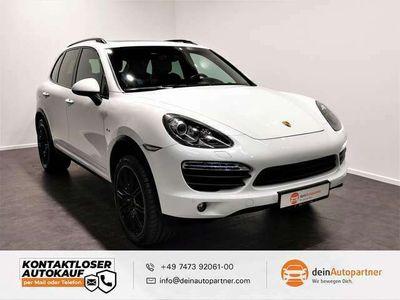 gebraucht Porsche Cayenne S Neu S Diesel Bose Pano Xenon AHK Luftfed.