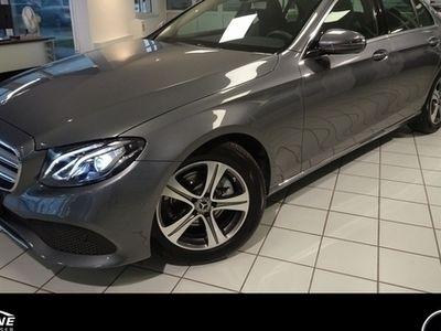 gebraucht Mercedes E200 Avantgarde+Business+Tot+LED High+Navi