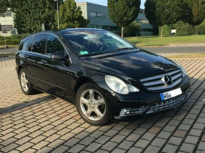 gebraucht Mercedes R500 4Matic 7G-TRONIC AMG Styling 6 Sitzer