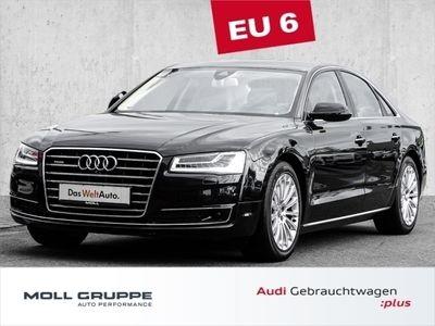 gebraucht Audi A8 3.0 TDI clean diesel quattro DCC NAVI STANDHZG ALU PDC SHZ TEMPOMAT