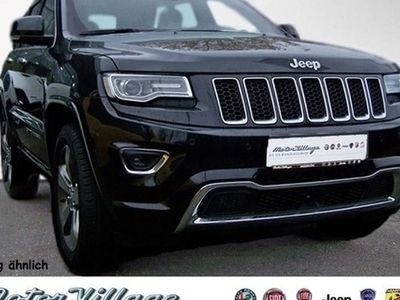 gebraucht Jeep Grand Cherokee Serie 9 Limited 3.0l V6 Multijet