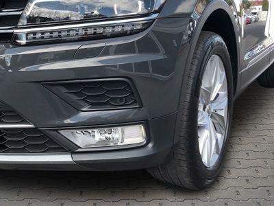 gebraucht VW Tiguan Highline 4Motion KLIMA LED NAVI