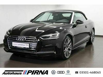 "gebraucht Audi A5 Cabriolet 40 TFSI sport S-line Selection Matrix 20"""