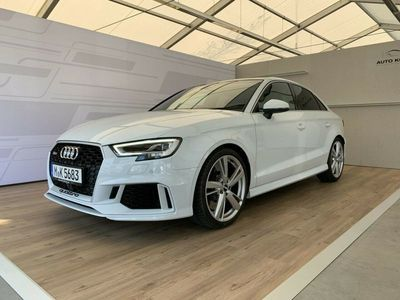 gebraucht Audi RS3 RS3Limousine 400PS S tronic Navi LED Pano PDC