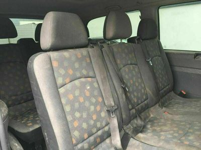 gebraucht Mercedes Vito Kombi 111 CDI lang9sitz