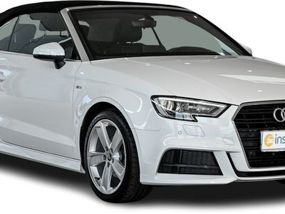 gebraucht Audi A3 Cabriolet A3 35 TFSI sport S-line PDCXenonNavi