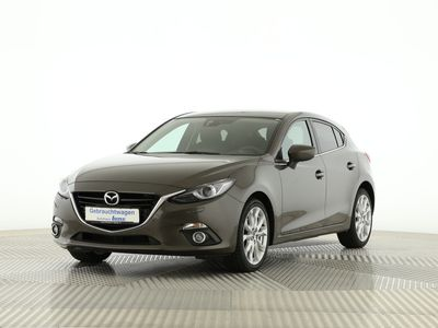 gebraucht Mazda 3 Sports-Line Xenon PDC Navi Kamera