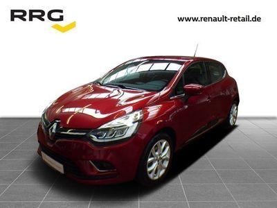 used Renault Clio IV IV 1.2 TCe 120 EDC Intens Automatik wenig k