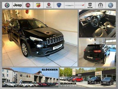 gebraucht Jeep Cherokee Limited 2.0l Multijet