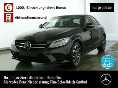 gebraucht Mercedes C400 4M Avantgarde Pano Multibeam Burmester Night