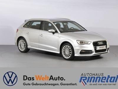 gebraucht Audi A3 Sportback Ambition