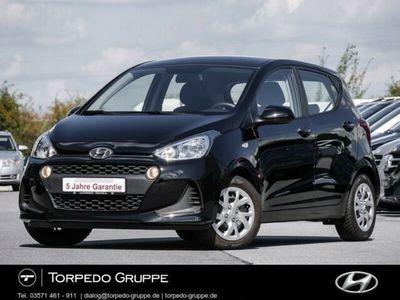 gebraucht Hyundai i10 MJ 20 1.0 Benzin M/T Trend SHZ+Tempomat+uvm