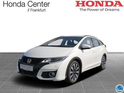 gebraucht Honda Civic Tourer 1.6 Elegance