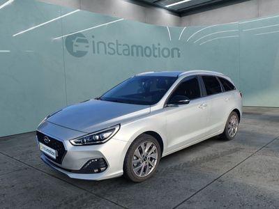 gebraucht Hyundai i30 cw 1,4 TGDI Passion +