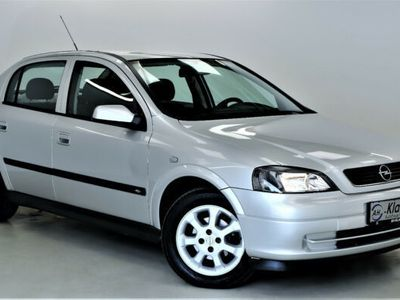 gebraucht Opel Astra 1.6 84 PS Automatk Limo Fresh Klima