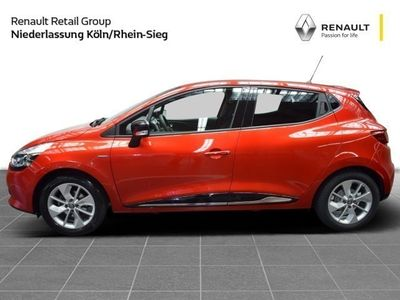 gebraucht Renault Clio IV 0.9 TCe 90 LIMITED DELUXE