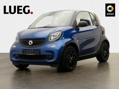 gebraucht Smart ForTwo Coupé 66kW Urban-Style+passion