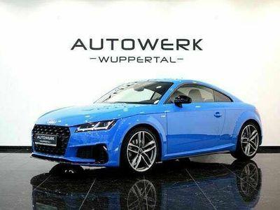 gebraucht Audi TT Coupe 40 TFSI*S-LINE*NAVI*PDC*19ZOLL*