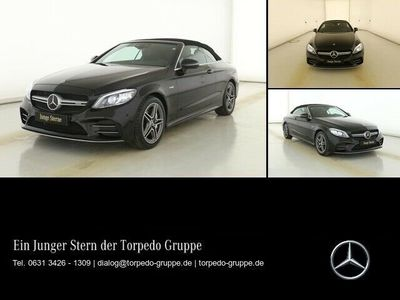 gebraucht Mercedes C43 AMG AMG 4M AIRSCARF+NAVI+COMAND+LED+AHK+NAVI+WI