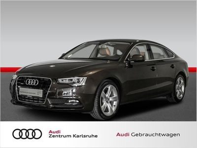 gebraucht Audi A5 Sportback 3.0 TDI quattro S tronic Leder