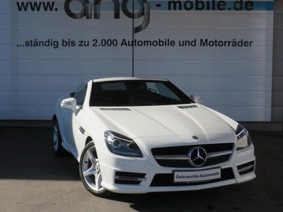 gebraucht Mercedes SLK250 CDI CarbonLOOK Edition Panoramadach Xenon Bluetooth PDC