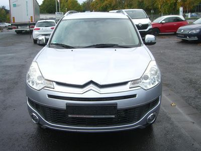 gebraucht Citroën C-Crosser Tendance 4x4 7-Sitzer !!! TU/AU NEU !!!