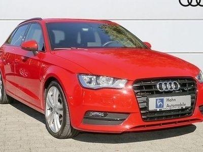 gebraucht Audi A3 Sportback 2.0TDI EU6 S-line AHK Klima Sitzh
