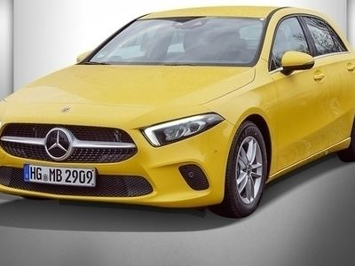 gebraucht Mercedes A180 Style 360°Kam Navi Fahrassistenz-Paket LED