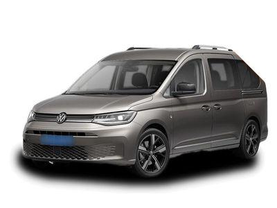 gebraucht VW Caddy Maxi Life (D9) 2.0 TDI 123