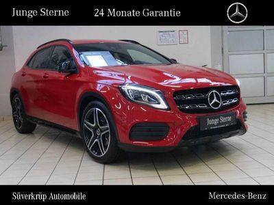 gebraucht Mercedes GLA250 AMG Line NAVI/LED/SHZ/CD/PDC/