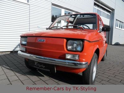 gebraucht Fiat 126 DAS KLEINE WUNDER alles ORIGINAL, MEGA