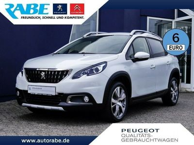gebraucht Peugeot 2008 Allure 100 BlueHDi Klima Einparkhilfe