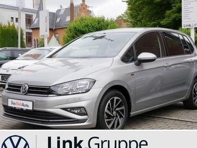 gebraucht VW Golf Sportsvan JOIN ACT TSI Navi Standheizung