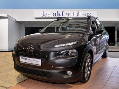 gebraucht Citroën C4 Cactus 1.6 BlueHDi 100 FAP Shine Stop Start Navi Rückfahr