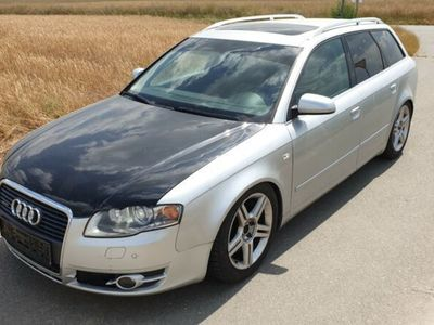 gebraucht Audi A4 Avant 3.0 TDI quattro Schalter Rnse
